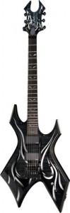"""guitare """"électrique"""" autre forme"""